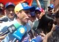 """Capriles sostuvo que en Venezuela continúa el """"Golpe de Estado"""""""