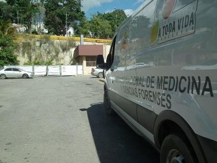El cuerpo fue trasladado a la morgue local. Foto: Referencial.