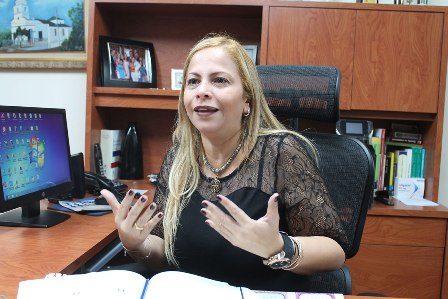 """Clara Mirabal, diputada del Consejo Legislativo de Miranda:  """"Basta de pañitos calientes a cambio de votos, el pueblo clama soluciones"""""""