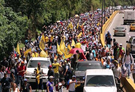 Manifestación recorrerá principales calles de la ciudad