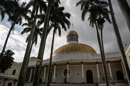 Evelyn Pinto invitó a las visitas guiadas que se realizan en la AN