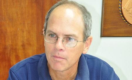 Juan Maragall, secretario de Educación de Miranda. Foto: Deisy Peña