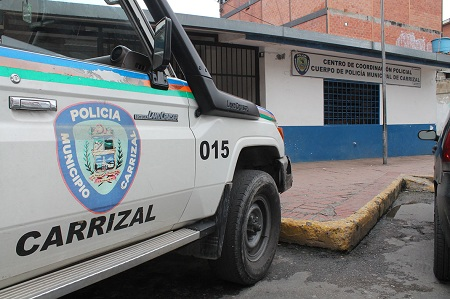 Policarrizal aprehendió adolescente por abuso sexual