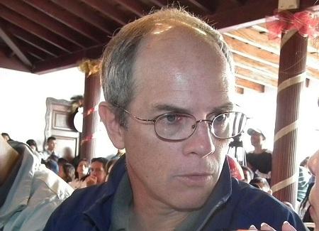 Juan Maragall, secretario de Educación del Gobierno de Miranda Foto: Deysi Peña