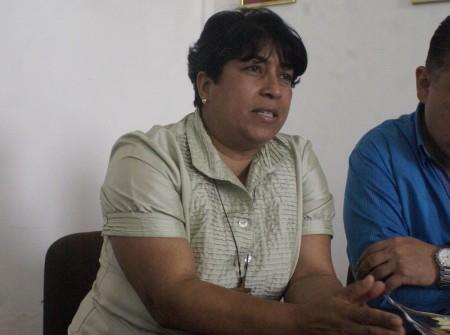 Hermana María José González, directora de Cáritas-Los Teques
