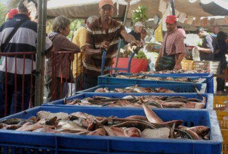 Supeintendencia de Precios Justos fijó este martes el valor del pescado, pollo, arroz, azúcar, café y maíz pilado