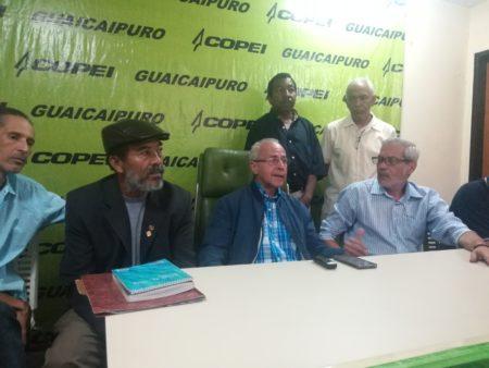En rueda de prensa partidos de izquierda anunciaron respaldo a Martínez