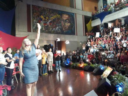 Candidata Wisely Álvarez presentó su Plan de Gobierno al pueblo guaicaipureño