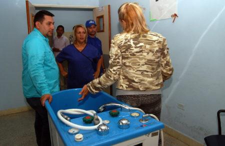 Fraija donó luminarias a CDI de Carrizal que tenía 2 años a oscuras