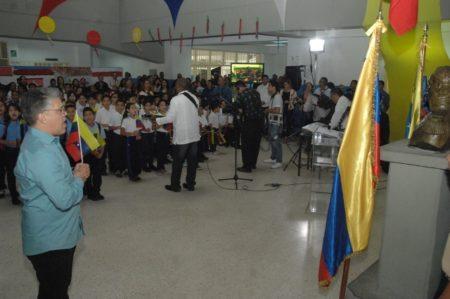 Elías Jaua: Octava Estrella representa la unidad de los patriotas