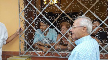 Este jueves Freddy Martinez presenta programa de emergencia para la recuperación de Guaicaipuro