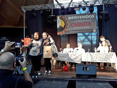 Este año se realizó el primer concurso La Mejor Hallaca en Barcelona, evento realizado en años anteriores en Madrid