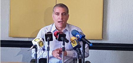 Pedro Pablo Fernández: Por mi no se va a perder la Alcaldía de Baruta