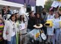 Leyenda de los cinco picos merideños ganó primer lugar en desfile escolar de Los Salias