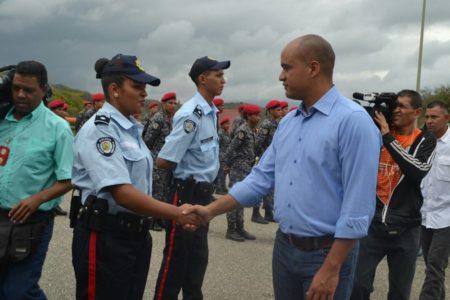Policía de Miranda incorporó 840 nuevos funcionarios