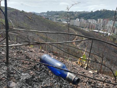 Trabajan en crear ordenanza en materia de prevención de incendios forestales en Los Salias