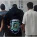 Detenidos por Polisalias.