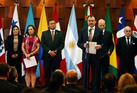 Colombia: No hubo coincidencia total en términos de declaración Grupo de Lima