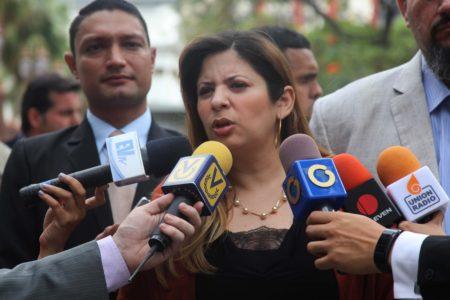 Maritza Villarroel O /Foto: Luís Dávila