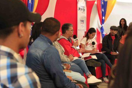 Ministro Jaua invitó al pueblo venezolano a votar por la dignidad nacional el 20 de mayo