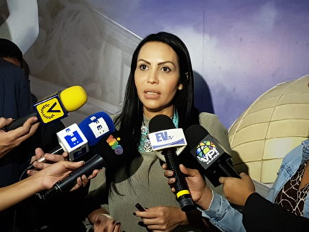 Diputada Delsa Solórzano: La nueva Ley de Amnistía no amparará delitos de violación a los DDHH, corrupción ni narcotrafico
