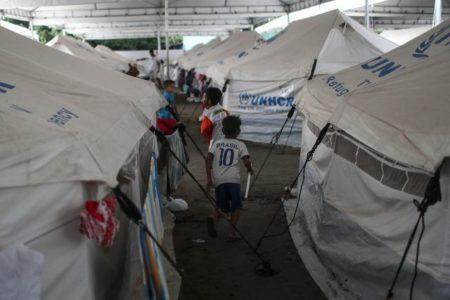 Unos 75.500 venezolanos pidieron regularizar su estancia en Brasil desde 2015
