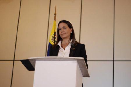 """La Coordinadora Nacional de Vente Venezuela ratifica que seguirá hablando a civiles y militares hasta que se restituya el orden constitucional. """"Quédate y lucha"""", insiste a venezolanos"""