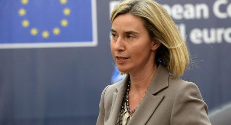 Mogherini confirma que Zapatero no representa a la UE en la crisis venezolana