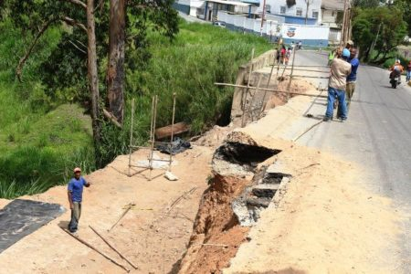 Voluntad Popular Carrizal advierte peligros ante falta de supervisión en reparación de falla de borde