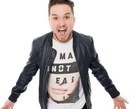 Nangel Menez, un comediante de las tablas y las redes sociales