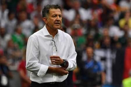 """""""Es una vergüenza para el fútbol"""", dice Osorio sobre la actitud de Neymar"""