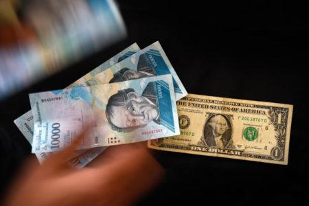 Gobierno bolivariano oficializa la macrodevaluación de 96%