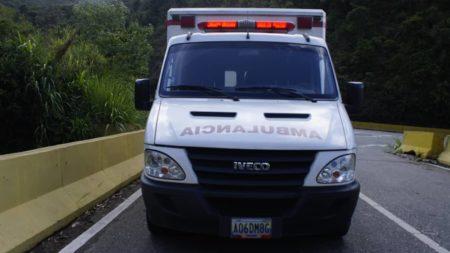51 traslados en ambulancia realizó Protección Civil Los Salias en julio