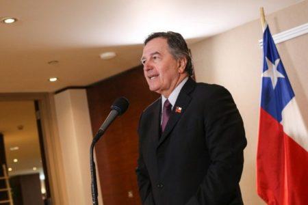 Ministro de Relaciones Exteriores de Chile, Roberto Ampuero