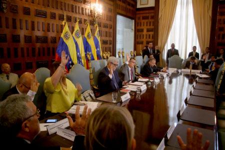 AN ratificó usurpación de funciones del cargo de Procurador General de la República