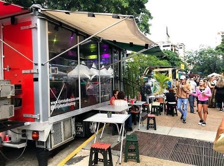 Food Trucks toman Prados del Este