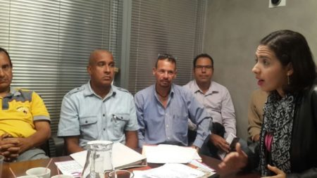 """""""El pueblo de Guaicaipuro necesita líderes que no  sólo se dediquen a intereses partidistas particulares"""""""