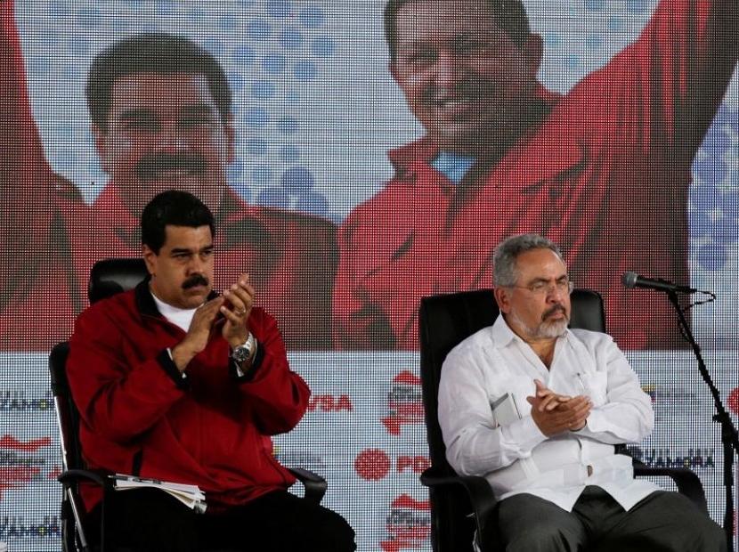 Diosdado Cabello confirmó muerte de Nelson Martínez