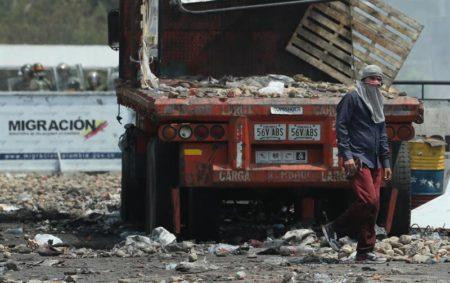 Oficina de D.Humanos ONU condena la violencia en las fronteras de Venezuela