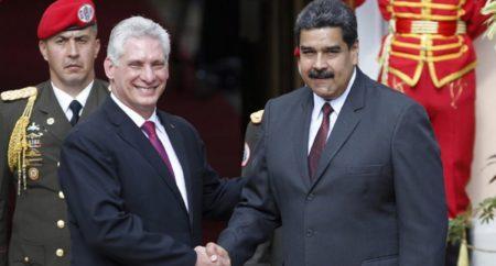 Cuba acusa a EEUU de mover tropas para preparar acción militar en Venezuela