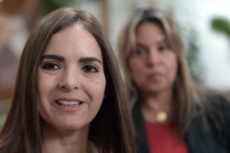 """Tamara Suju denunció  ante la Organización de Estados Americanos (OEA) que el primer trimestre de 2019 se ha convertido en """"el más duro y cruel"""" en Venezuela"""
