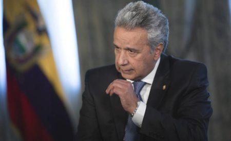 Moreno denuncia intervención de Correa y Maduro contra democracia ecuatoriana