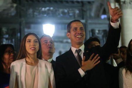 UE avisa: poner en riesgo a Guaidó aumentaría tensión y merecería condena