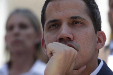 """Guaidó dice que Gobierno de Maduro cometería """"un último error"""" si lo detienen"""