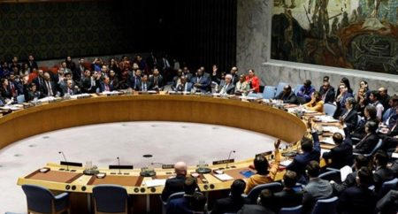 EE.UU. y Rusia topan en la ONU y sus resoluciones sobre Venezuela naufragan