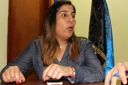 La diputada de la AN, Desiree Barboza, confirmó la muerte del activista de la tolda naranja, Elwin Mendoza, quien fue detenido arbitrariamente el pasado 23 de febrero en el municipio Cabimas.