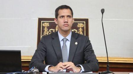 """Guaidó dice que expulsión de embajador es una """"amenaza"""" a Alemania"""