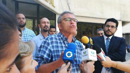 Alcalde de Los Salias Josy Fernández