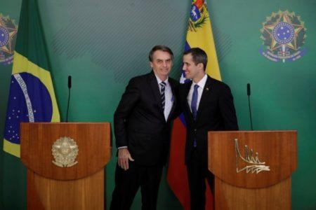 Brasil exige un regreso sin incidentes de Guaidó a Venezuela