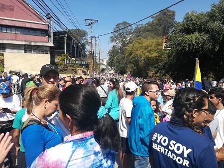 30 manifestantes tequeños y 3 sanantoñeros permanecen detenidos